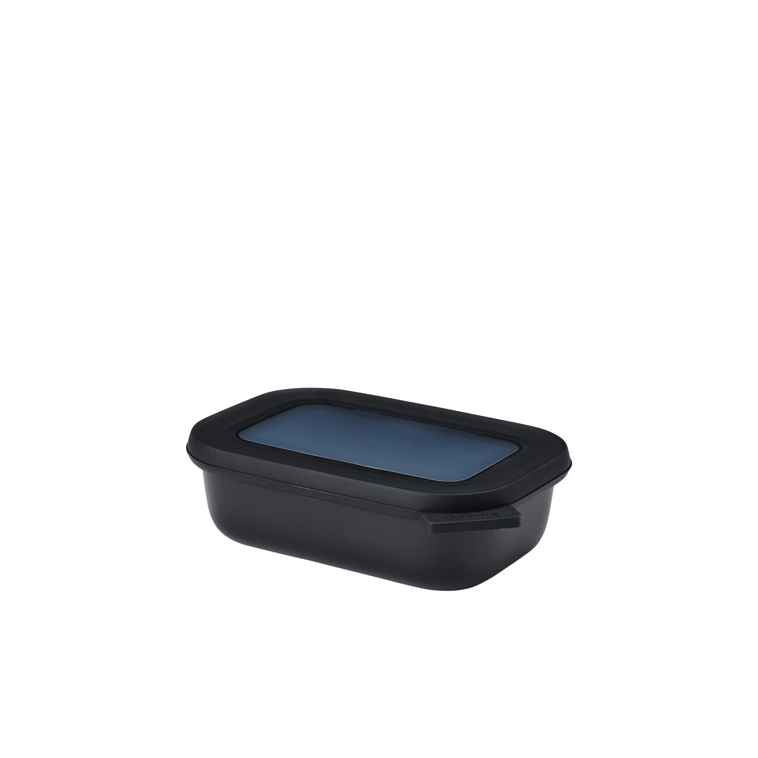 bote de cocina Cirqula rectangular nordic black 500 ml