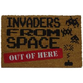 Felpudo Invaders from Space