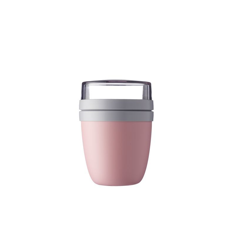 porta alimentos lunch pot ellipse - nordic pink
