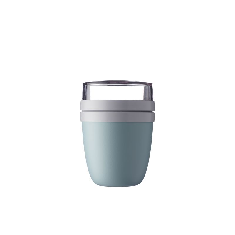 porta alimentos lunch pot ellipse - nordic green